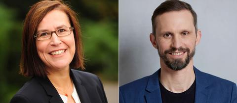 Stephanie Weber und Florian Hager
