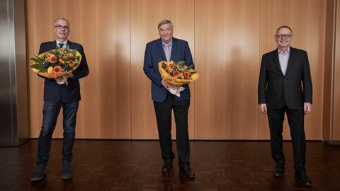 Rundfunkrat des Hessischen Rundfunks wählt Rolf Müller zum neuen Vorsitzenden